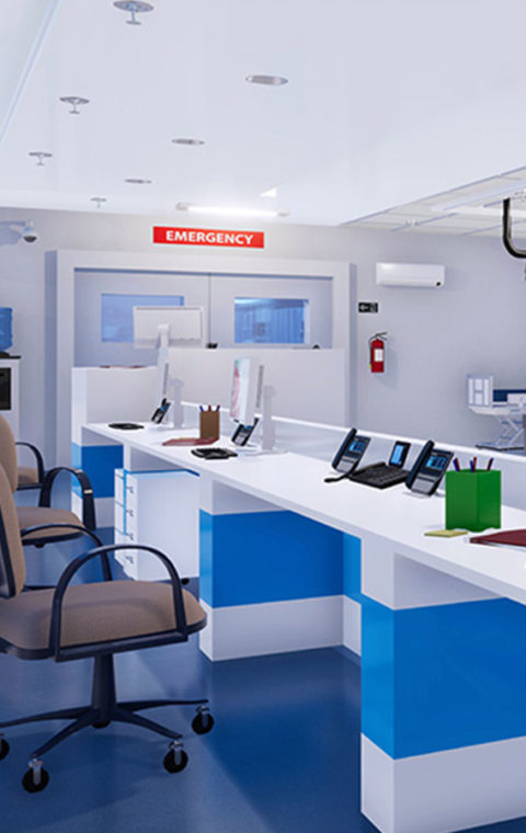 Hospitais